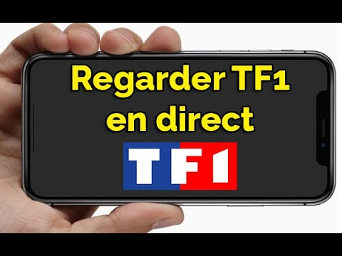 Comment regarder TF1