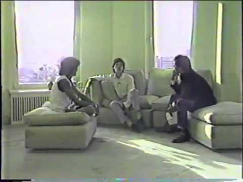 Mick Jagger e Caetano Veloso l Roberto Dávila