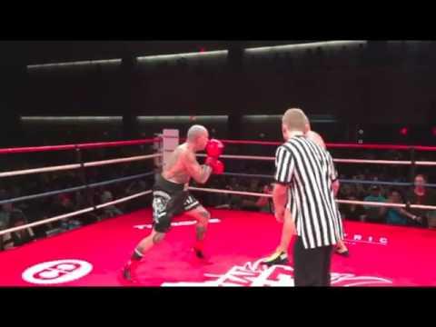Jason Ellis vs. Shane Carwin at Ellismania 13