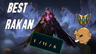 "BEST RAKAN NA... ""Funny Moments""- League Of Legends Gameplay"