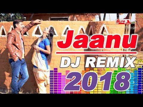 Dj Remix Jaanu  Rajasthani Song 2018  Full Audio Song  Alfa Music & Films