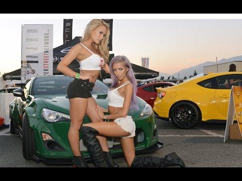 Edecanes Super Street Magazine, Irwindale Formula Drift- Por José Castro