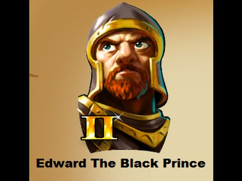 Age of empires Castle Siege Edward the black prince the god among us