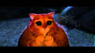 Кот из Шрэка