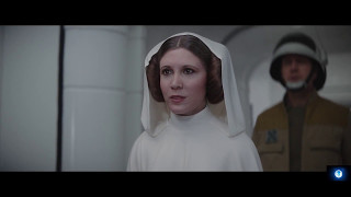 A New Rogue (From Rogue One to A New Hope)