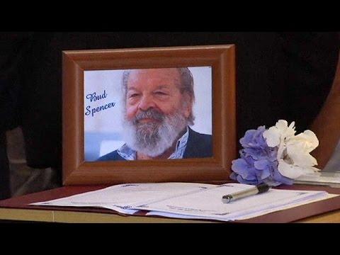 woran starb bud spencer