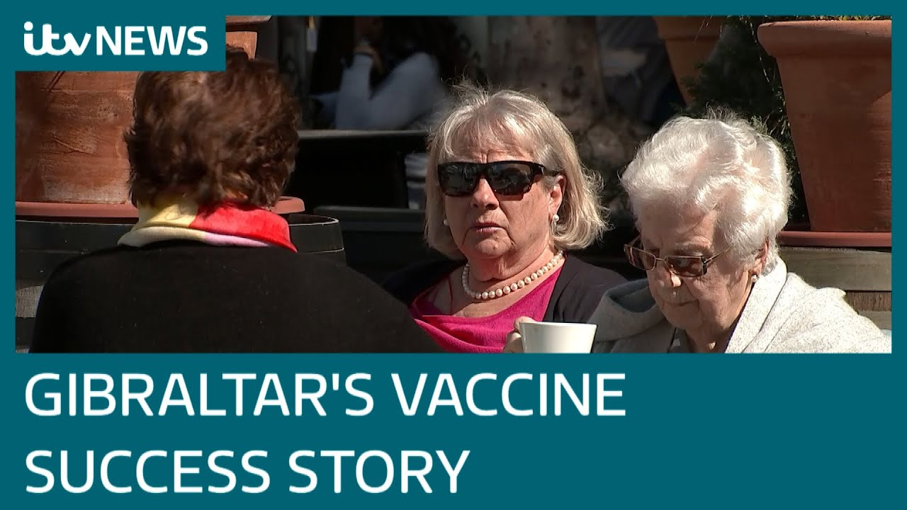 Covid-19 vaccination in Gibraltar: A success story for other countries to follow