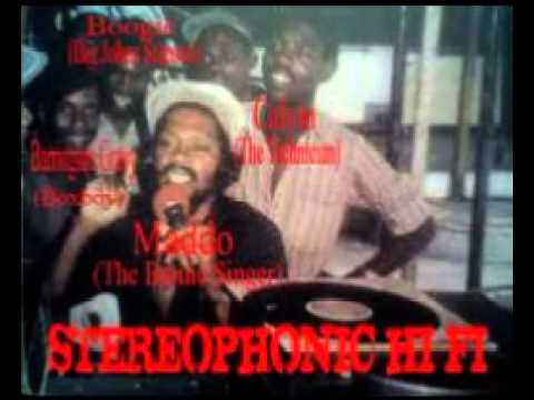 stereophonic vs ghetto 1980