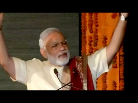 PM Modi Addresses Dussehra Function In Lucknow