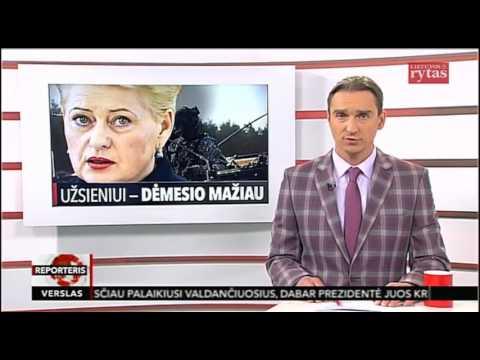 Prezidentė Dalia Grybauskaitė Seime perskaitė metinį pranešimą