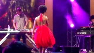 Morcheeba - Even Though (Brand New SIngle) - Nat Geo Music Live @ Circo Massimo