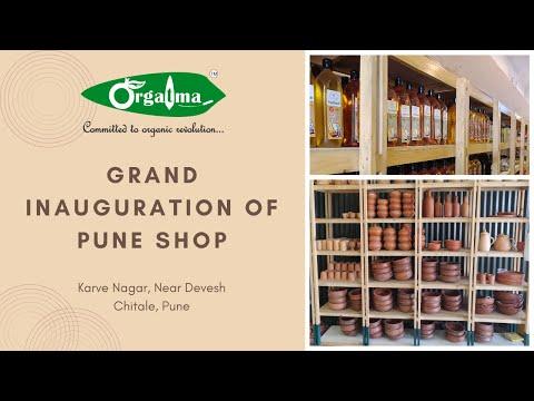 Customer Review - Orgatma Pune Shop Inauguration