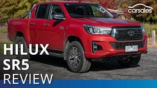 2020 Toyota HiLux SR5 Review @carsales.com.au