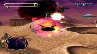 PS1 - B-Movie: Invasion from Beyond (German) - Mission 19 - GRAND FINALE