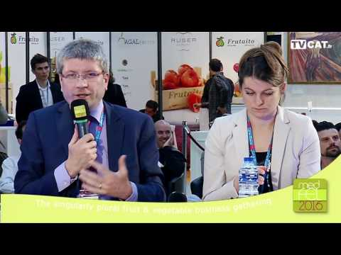 #8 Etude de la consommation de fruits et légumes bio, marché et comportement - MedFEL 2016 - TVCAT