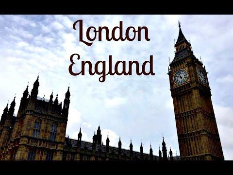 London England | City Tour | Travel Montage Vlog