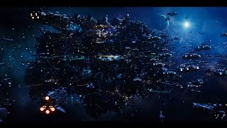 Valerian and the City of a Thousand Planets Fishing For A Cortex Jellyfish SCENE(2017).