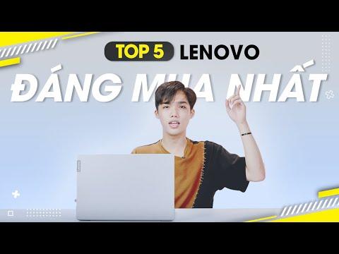 TOP 5 Laptop LENOVO Đáng Mua Nhất Tháng 4 này !!!