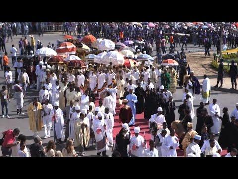 Les Éthiopiens célèbrent l
