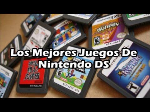 Descargar Juegos Nintendo Ds Lite