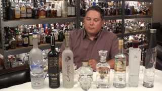 Review - Vodka Taste Test #4 - Another 8 of the Best
