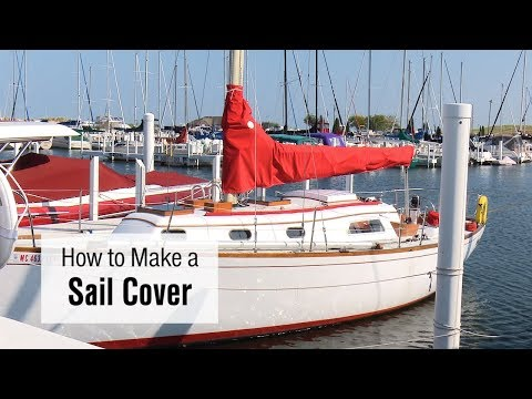 How to Make a Sail Cover