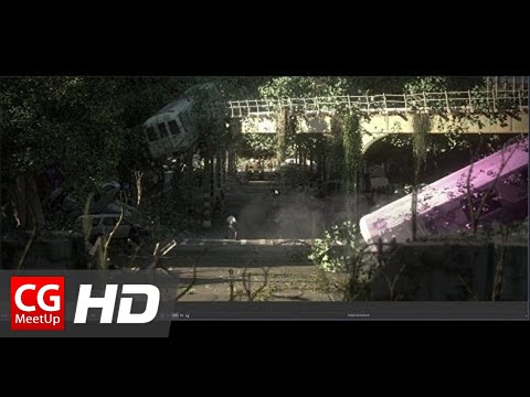 CGI Tutorial HD: FUSION 102 CC, Mask, Track and Random Stuff by Alf Lovvold