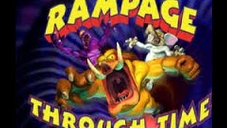 PS1:Rampage Through Time the funniest tournament