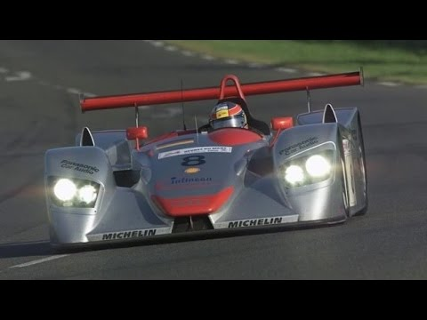 GranTurismo 6 : [650PP] Audi R8 LMP Circuit Setup