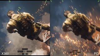 Battlefield 4: Xbox 360 vs. PC Comparison