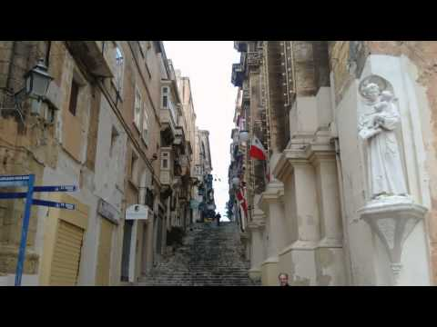 Short walk in Valletta