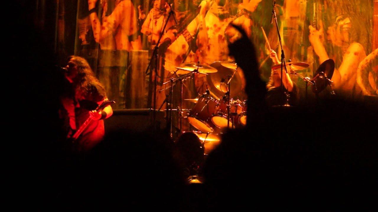 Kreator Violent Revolution Metal Fest Chile 2012 Movistar Arena Hd 1080p