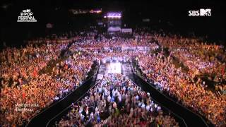 live hd   130615 2pm hands up sbs k pop festival 2013 live in kumamoto