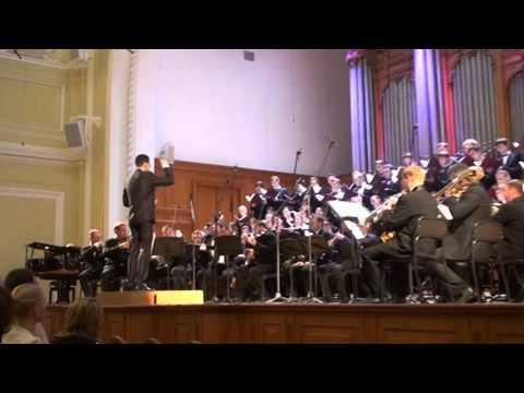 Э.Вила-Лобос Шоро №10 для хора с оркестром