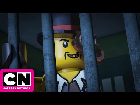 Prison Break   Ninjago   Cartoon Network