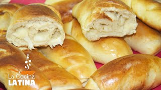 How to make Bread - Colombian Homemade Bread Recipe - How to make bread at home