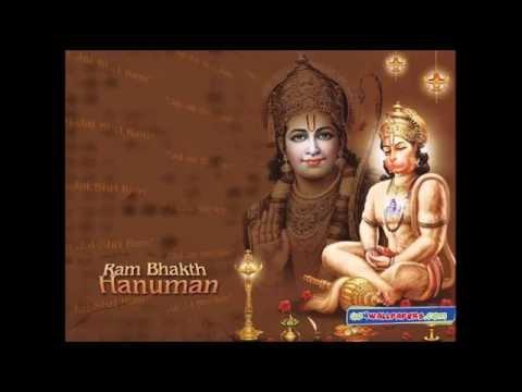 Prasananga Ragam (Hanuman Bhujanga stotram)