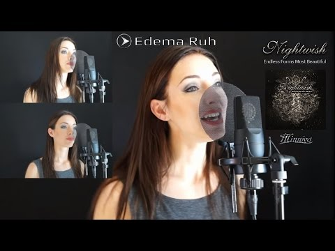 Nightwish - Edema Ruh (Endless Forms Most Beautiful) (Cover by Minniva)