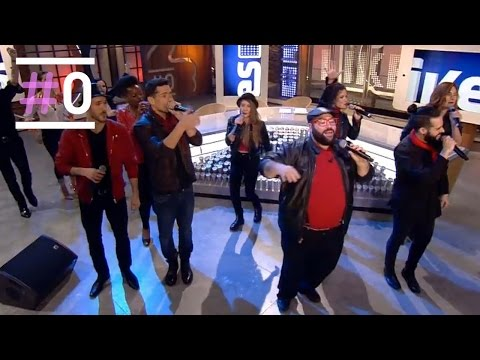 Likes: Dani Reus & The Naked Choir: Uptown Funk   #0