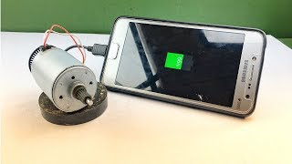 Top 7 Amazing Unique Making Mobile Phone Charging - Science Experiments Project at Home