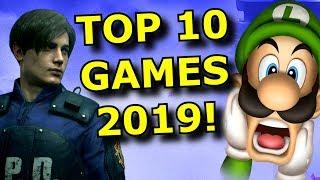 Top 10 Best Games Of 2019!!