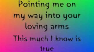 Bless The Broken Road-Rascal Flatts w/lyrics