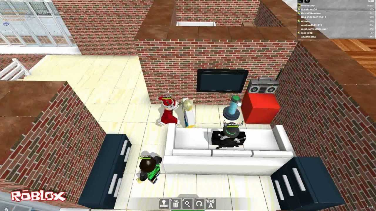 Time lapse house build roblox youtube Create a house game