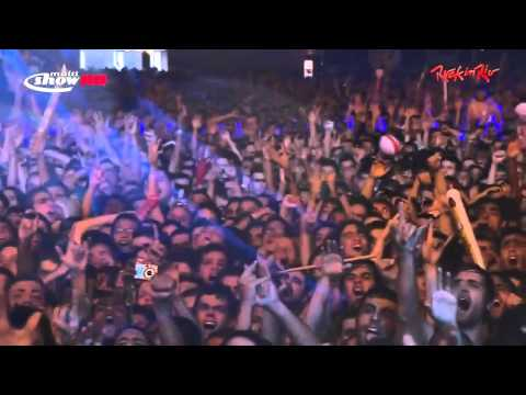 Stone Sour Live At Rock In Rio 2011 Full Concert HD poster