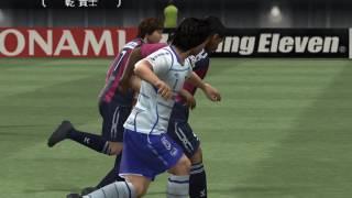 J.League Winning Eleven 2010 Club Championship - Cerezo Osaka v Gamba Osaka (HD 1080p60fps)