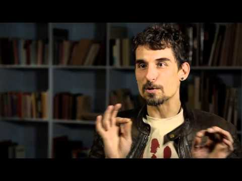 """History IS Revolution"" - Charles Shaw on Open Mind TV 2013"