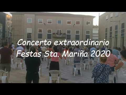 Concerto Agrupación Musical da Limia