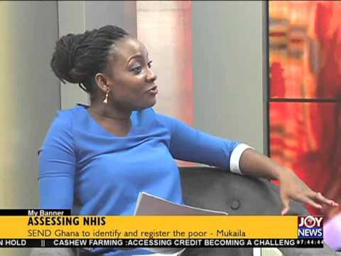 Assessing NHIS - My Banner on Joy News (6-11-15)