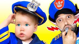 Policeman Song   동요와 아이 노래   어린이 교육