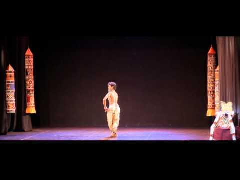 ODISSI. Danza Clasica De La India. Arun Kumar Pradhan-Anandini Dasi.